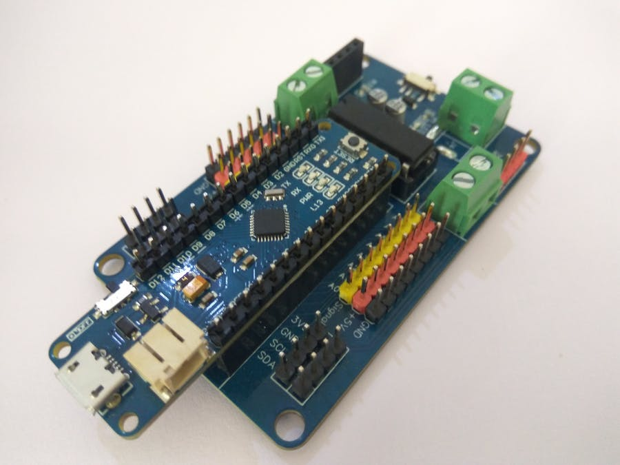 Nano Robot Controller and How to Use It