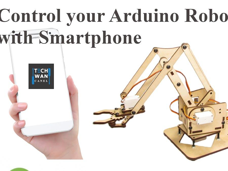 Arm Robot + Mobile App