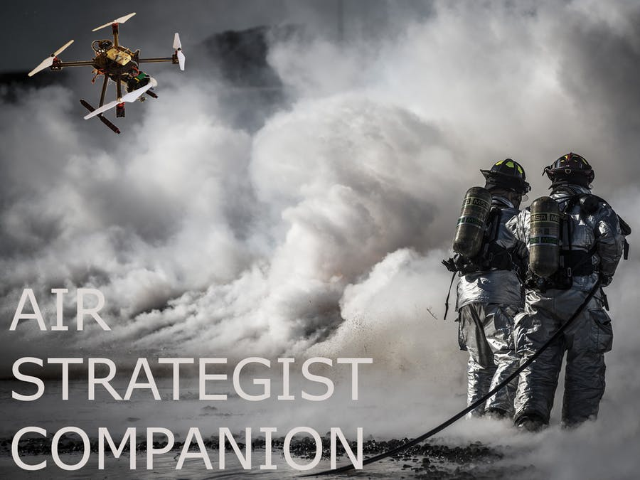 HoverGames: Air Strategist Companion