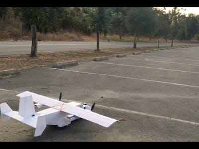FireFlight - Autonomous Responder and Reconnaissance drone