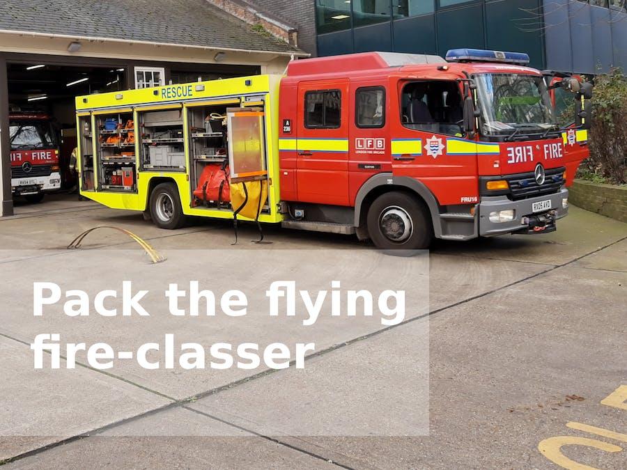 ML Fire Class Analysis