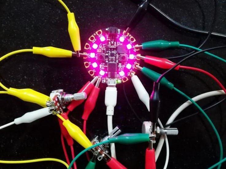 RGB Lighting for Macro Photography