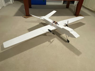 Jetson-Nano Search and Rescue AI UAV