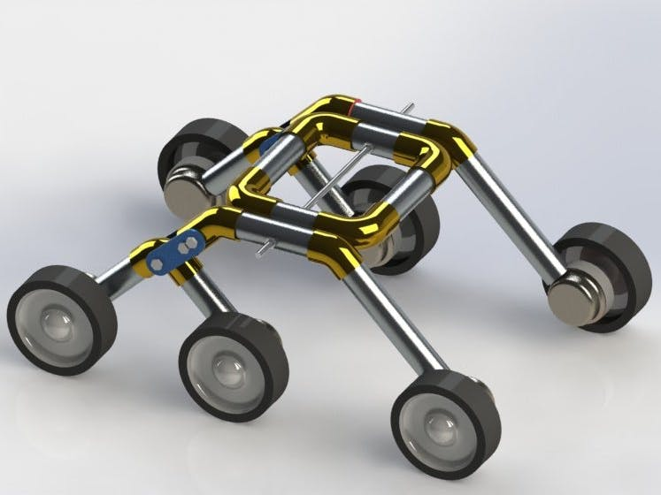 Wi-Fi Controlled Rover