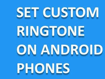 How To Download Ringtones and Set On Smartphone