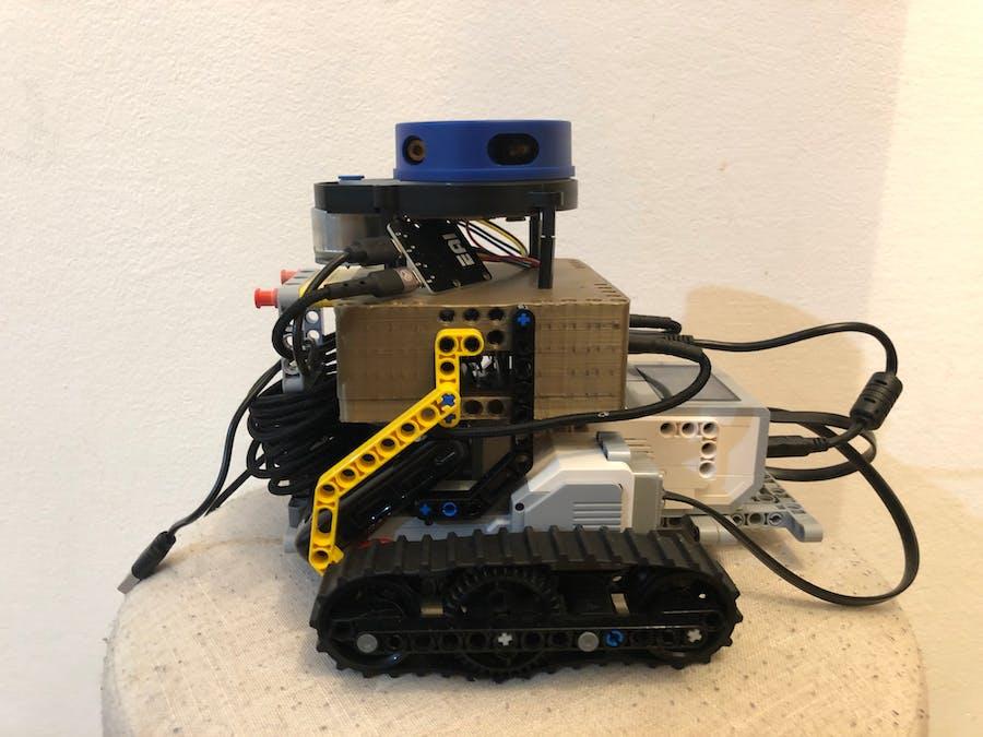 Autonomous Tank