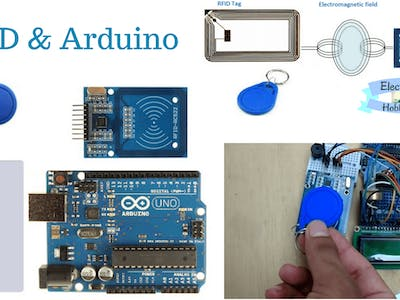 Arduino RFID Projects