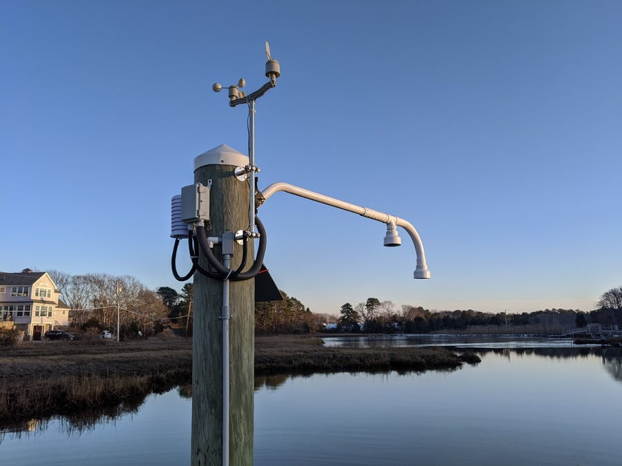 Tide and Meteorological Station
