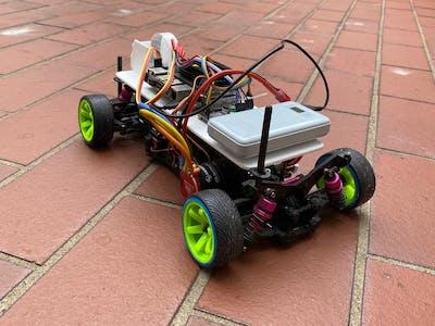 NANI? Autonomous KANSEI DORIFTDO (DRIFT) Car