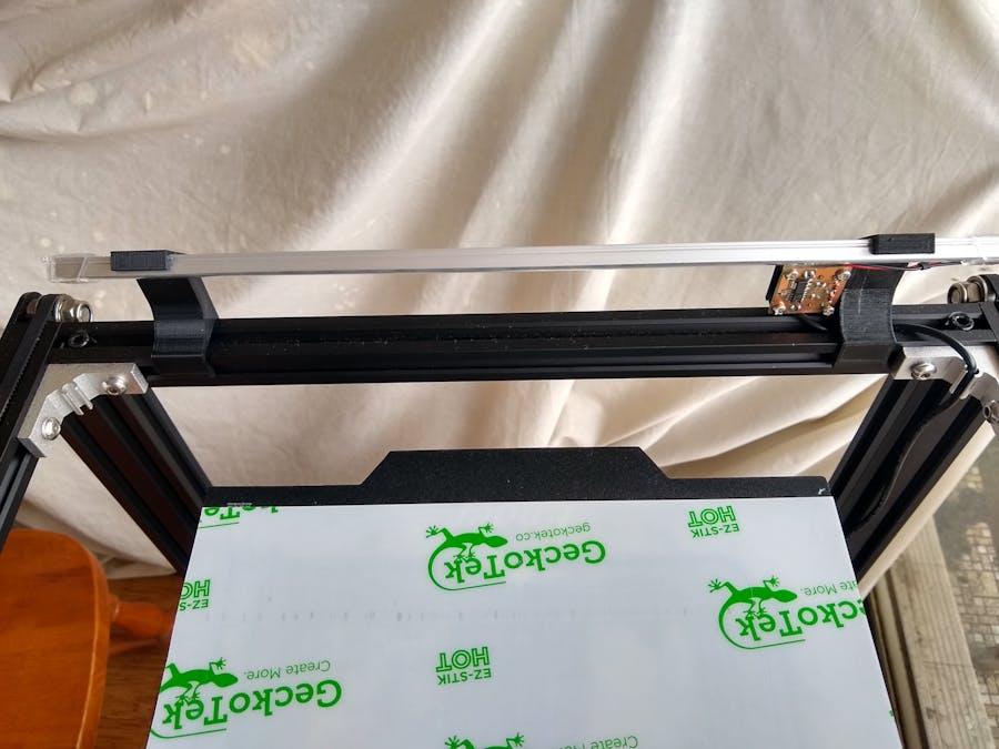 Ender 5 Light Bar