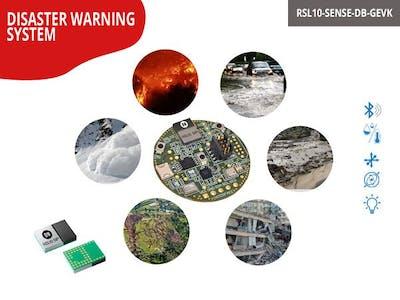 Natural Disaster Avoiding System
