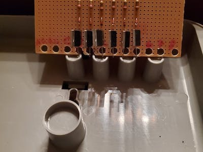 Irrigation Controller with Machine Learning