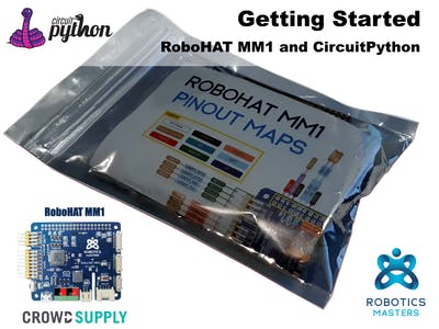 Getting Started with RoboHAT MM1 (CircuitPython)