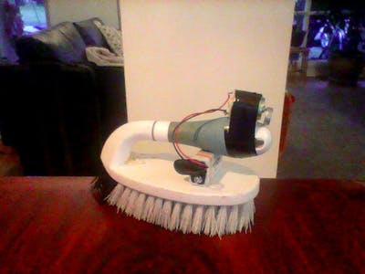 Brush Bot