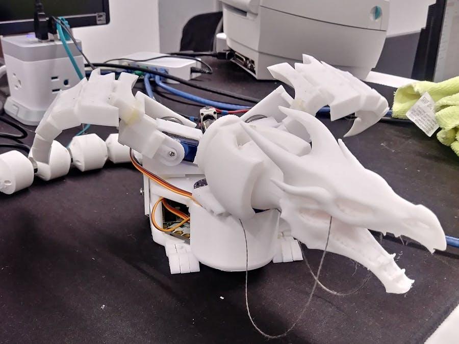 Widget Dragon Companion Bot