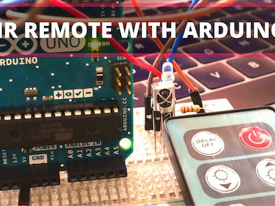 IR Remote with Arduino
