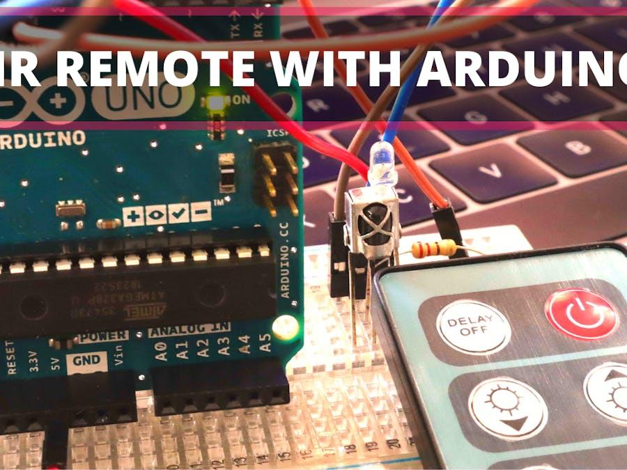 IR Remote with Arduino