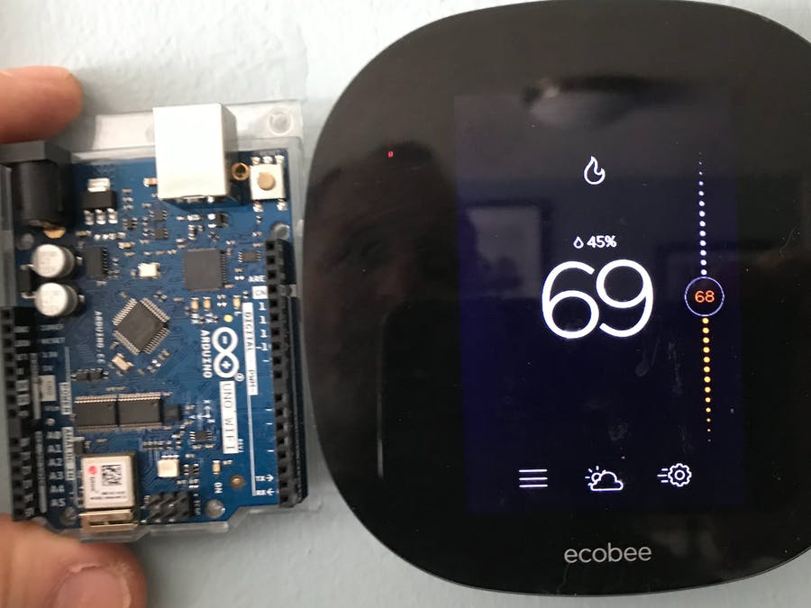 Access Your Ecobee Thermostat Using Ecobee API