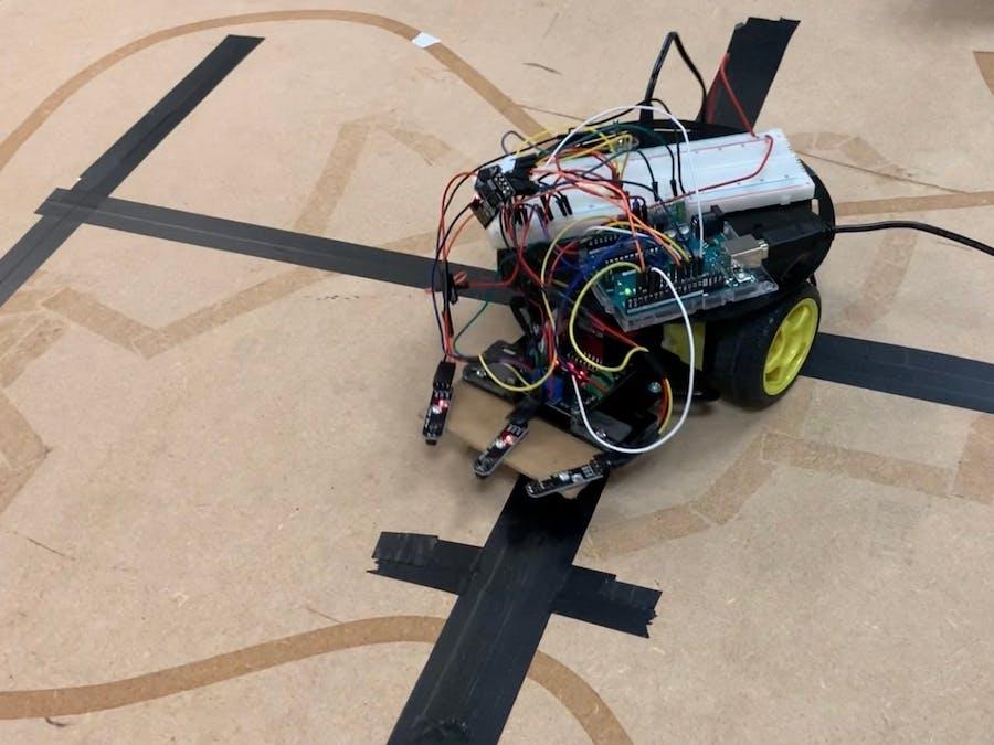 Waiter Robot for Restaurants