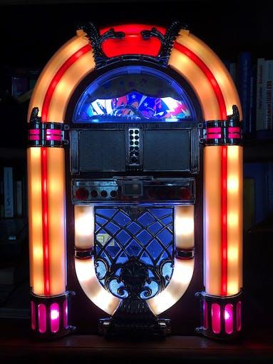 Jukebox - All lights on