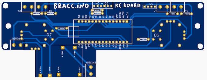 Joystick PCB