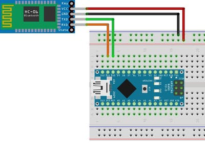 How to change the Bluetooth Module name easily with Arduino