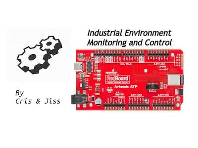 Industrial Environment Monitoring and Control