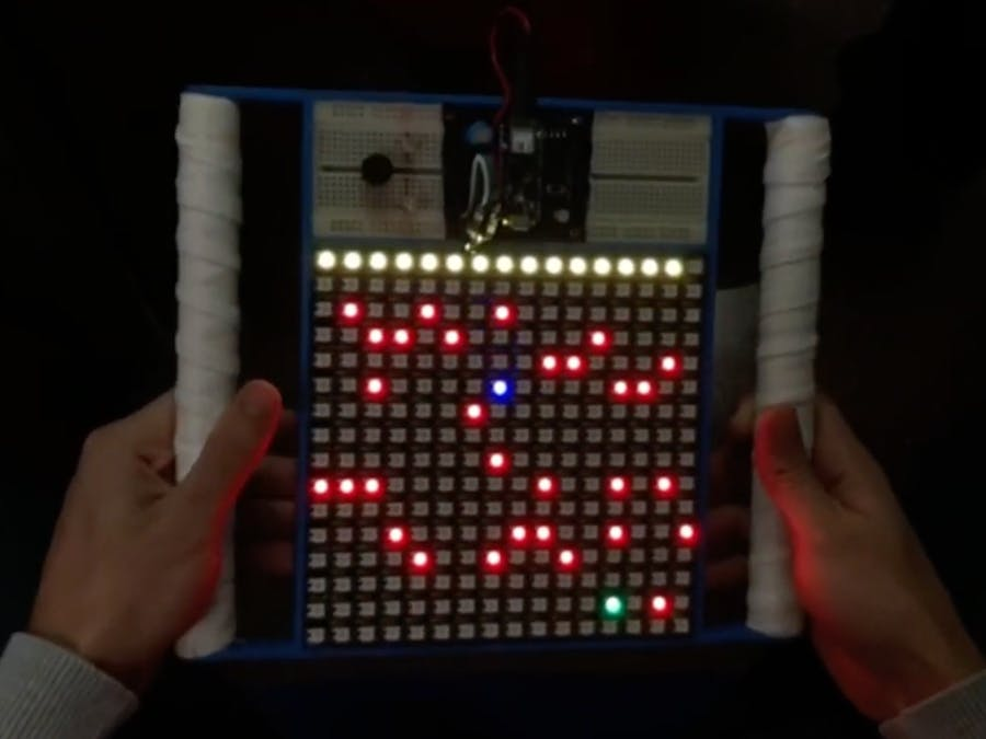 NeoPixel Game Console