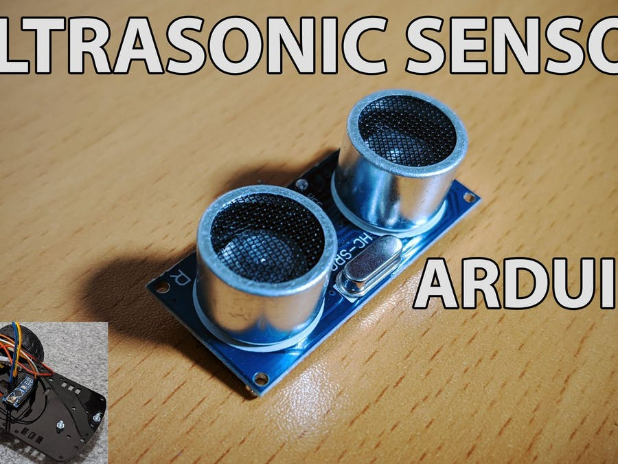 How To Use An Ultrasonic Sensor For Object Detection