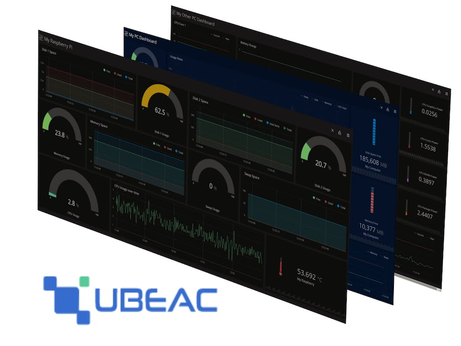 How to Monitor your Computer with uBeac