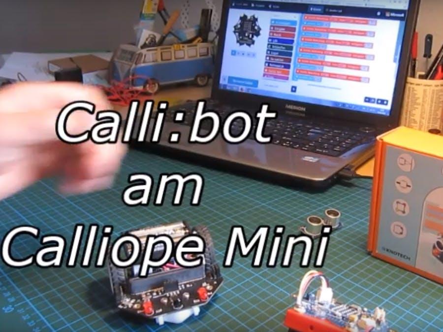 Calli:bot Codekarten