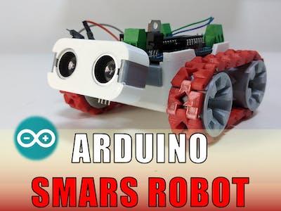 Arduino Robot 4WR