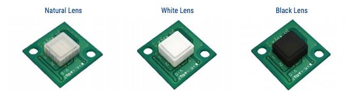Kemet SS-430 Lens
