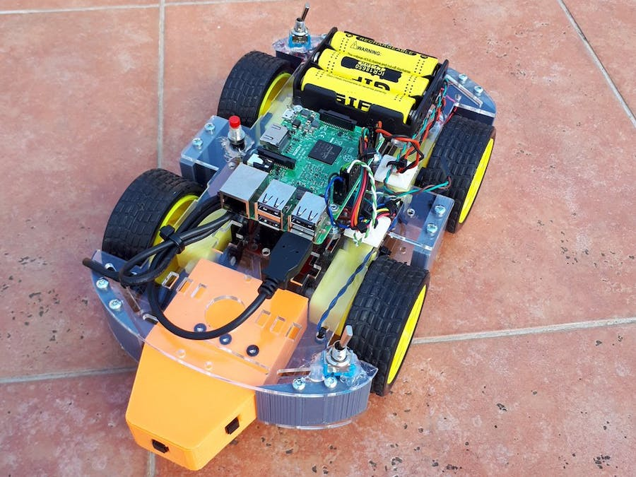 Sensors Detecting Human Body on a ROS Self-Driving Mini Car