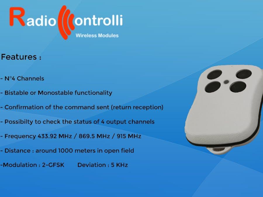 Bidirectional Remote Control
