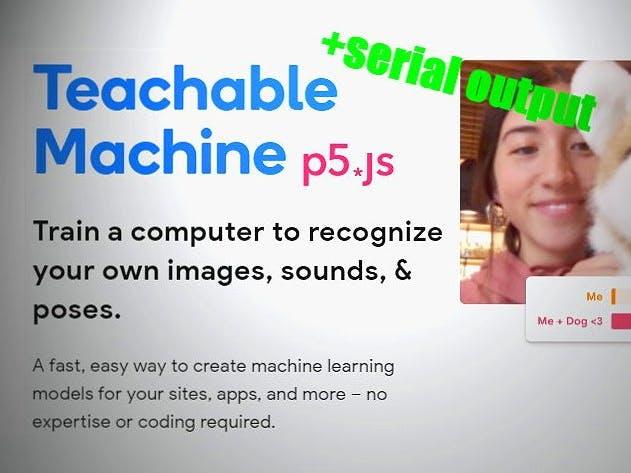 Use Teachable Machine AI to Control Anything