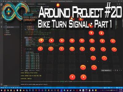 Bike Turn Signal - Part 1