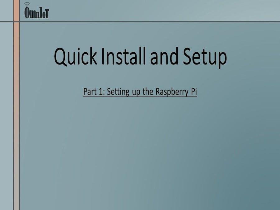 Quick Start, OmnIoT SoftHub: No-programming IoT Edge Gateway