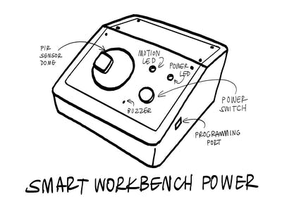 Smart Workbench Power