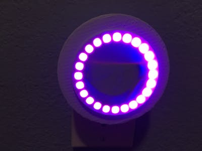 Illuminate - A Smart Night Light