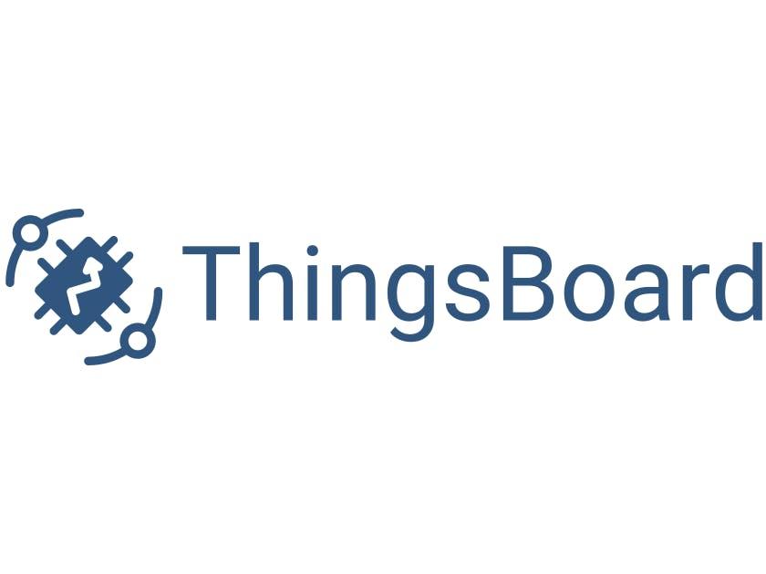 Data visualization using Things-board IoT platform