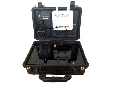 Portable Measurement Setup