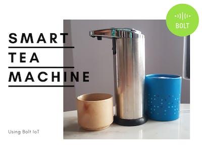 Smart Tea Machine Using Bolt IoT (UPI Payments)
