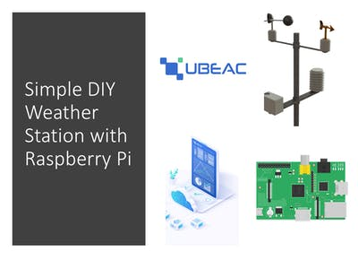 Simple DIY Weather Station w/ Raspberry Pi