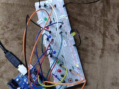 Arduino based Rock Paper Scissor