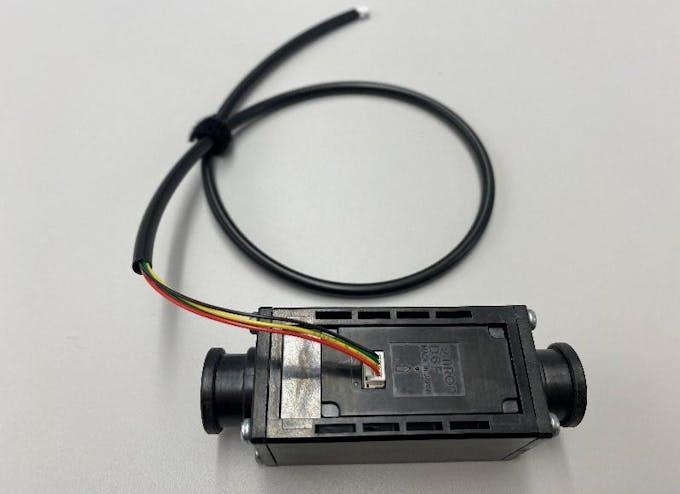 Connect Harness03 to D6F-10A7D-000-0 Flow Sensor