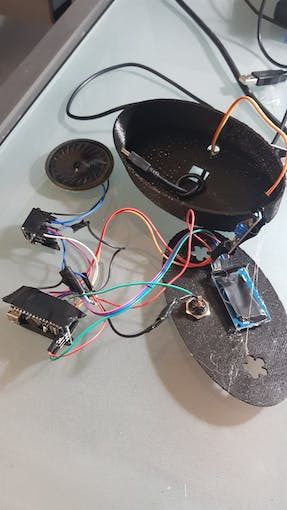 Circuits inside case