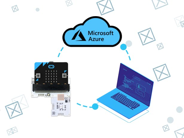 Connecting BBC micro:bit with MS Azure using XinaBox xChips