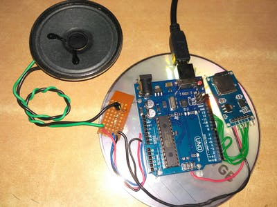 DIY Song Player with Arduino Uno