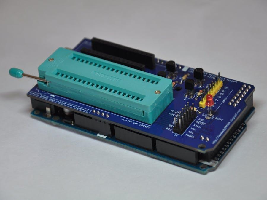 AVR High Voltage Programmer 2